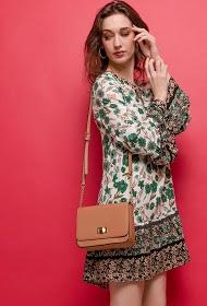 JÖWELL robe tunique fleurie