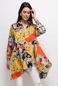 JÖWELL asymmetrical tunic