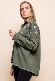 JUBYLEE shirt with sequins