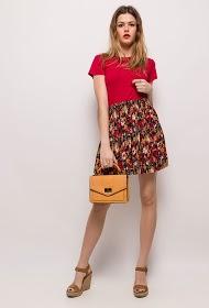 JUBYLEE pleated skirt