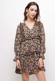 JUBYLEE flowery floral dress