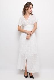 JUBYLEE textured long dress