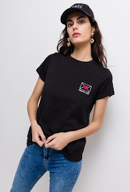 JUBYLEE t-shirt with embroidery