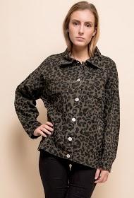 JUBYLEE leopard jacket