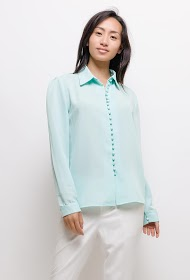 KAYCEE pearly button shirt