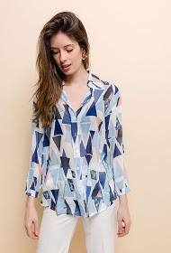 KAYCEE bedrucktes shirt