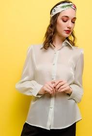 KAYCEE chemise irisée