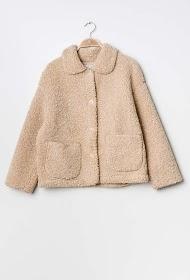 KAYCEE plush coat