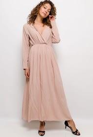 KAYCEE lang wrap kjole
