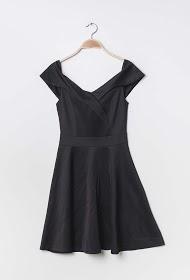 KICHIC off shoulder dress