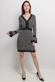 KICHIC knitted dress