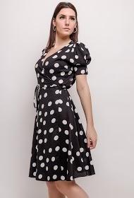 KICHIC flowery dress