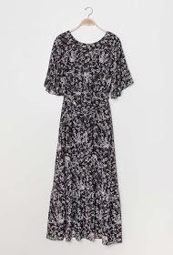 KICHIC long floral dress