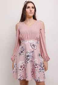 KICHIC robe fleurie