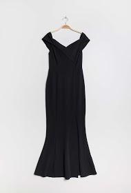 KICHIC sleeveless long dress