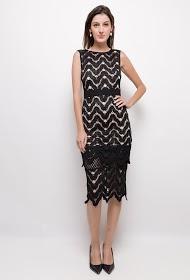 KICHIC lace dress