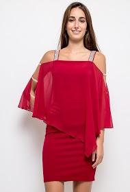 KICHIC robe avec strass