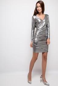 KICHIC robe irisée