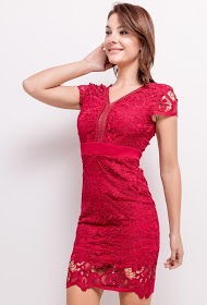 KICHIC lace dress