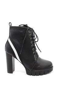 LA BOTTINE SOURIANTE heeled ankle boots