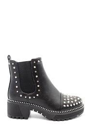 LA BOTTINE SOURIANTE studded boots