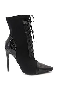 LA BOTTINE SOURIANTE elastic boots