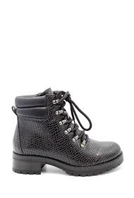LA BOTTINE SOURIANTE python boots