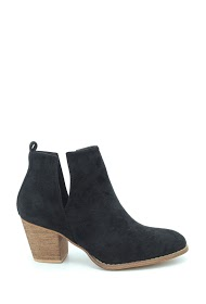 LA BOTTINE SOURIANTE heel ankle boots