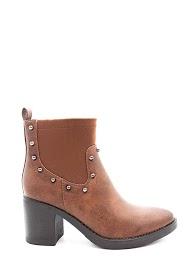 LA BOTTINE SOURIANTE heel boots