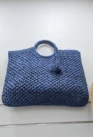 LA P'TITE CACHOTTIÈRE rafia rectangle tassel bag