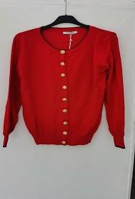 LILIE ROSE buttoned vest