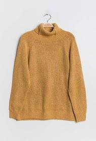 LILIE ROSE turtleneck sweater