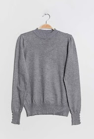LILIE ROSE basic sweater