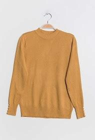 LILIE ROSE basic sweater