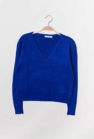 LILIE ROSE heartwarmer sweater