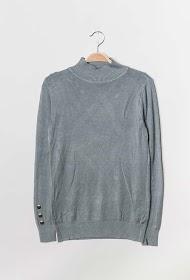 LILIE ROSE turtleneck-sweater
