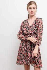 LILIE ROSE vestido florido