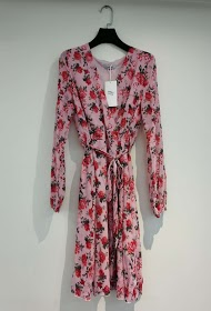 LILIE ROSE flowery dress