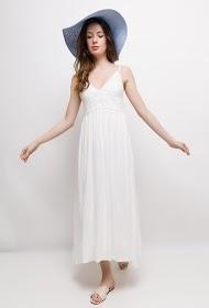 LILIE ROSE langes kleid