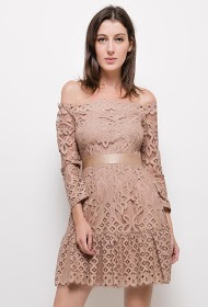 LILY MCBEE lace dress