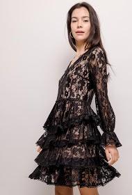 LILY MCBEE feminine dress