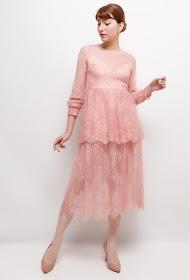 LILY MCBEE long dress
