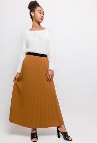 LIN&LEI pleated skirt