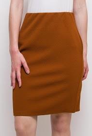 LIN&LEI stretch tube skirt