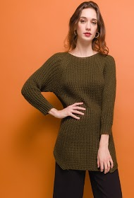 LIN&LEI knitted tunic