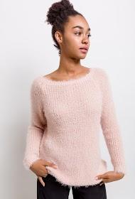 LIN&LEI fluffy sweater