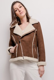 LIN&LEI aviator jacket