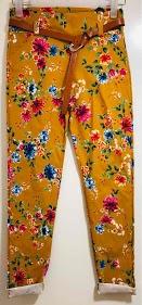 LOOKING flower leggings