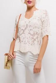 LOVIE LOOK bohemian blouse