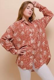 LOVIE LOOK camisa estampada